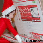 Elf on the Shelf Ideas: Part 5