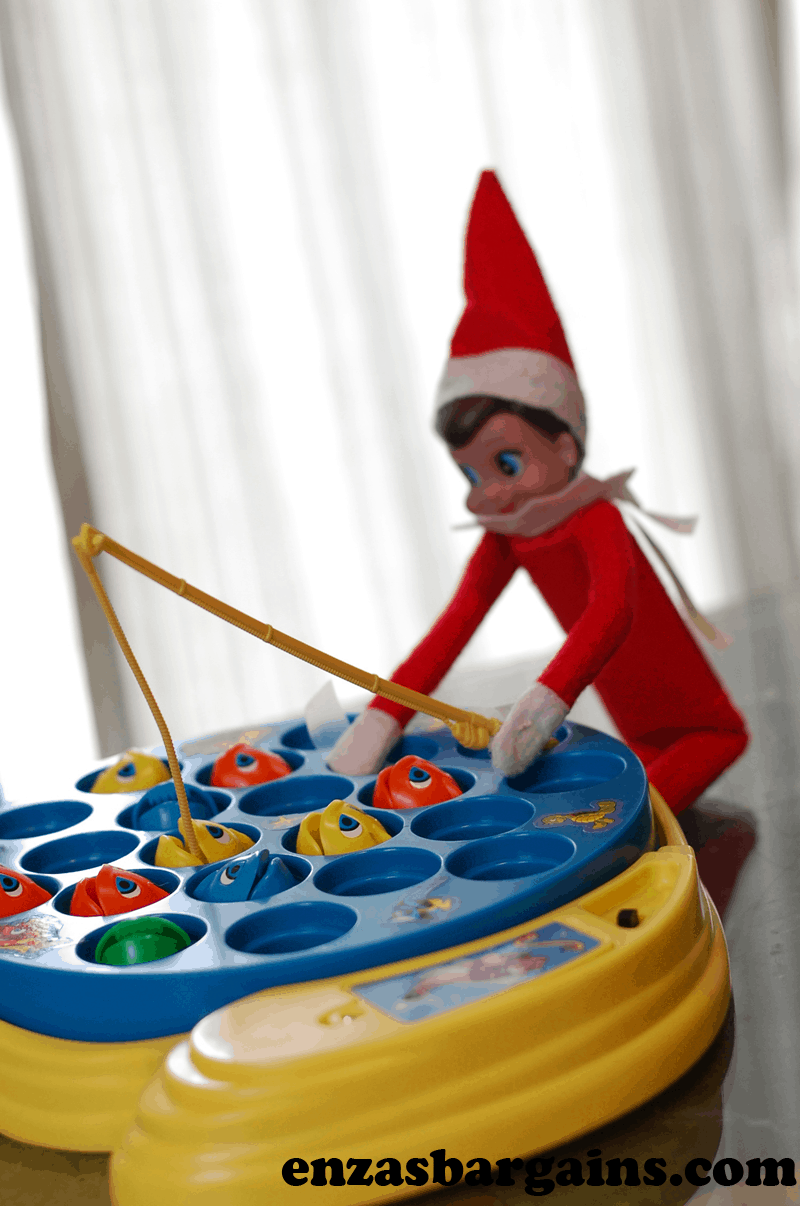 elf-fishing