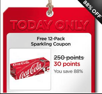 Coke product coupons