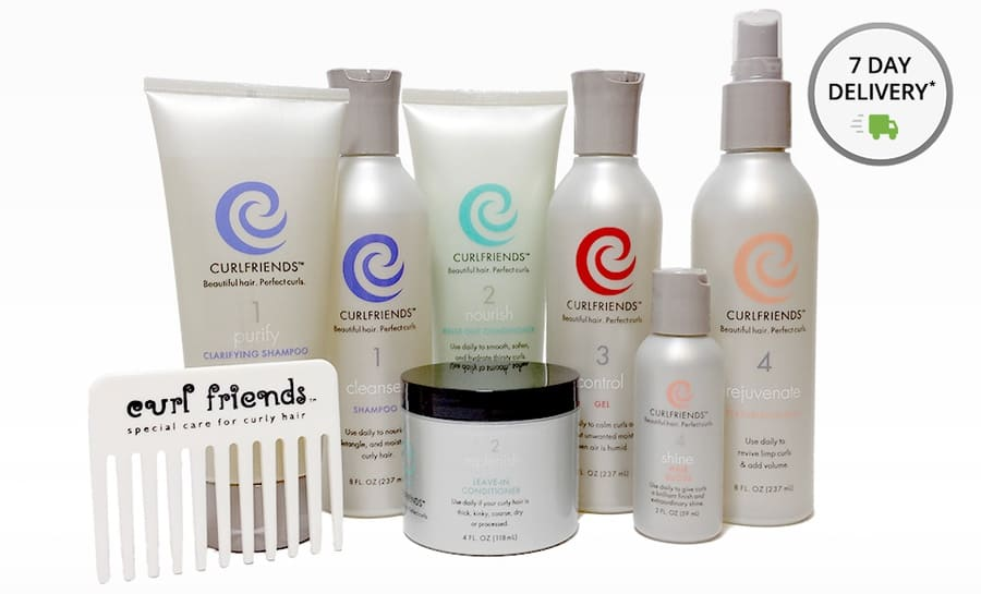Groupon: Save 59% On Curl Friends Hair Products!!! (Ends 11