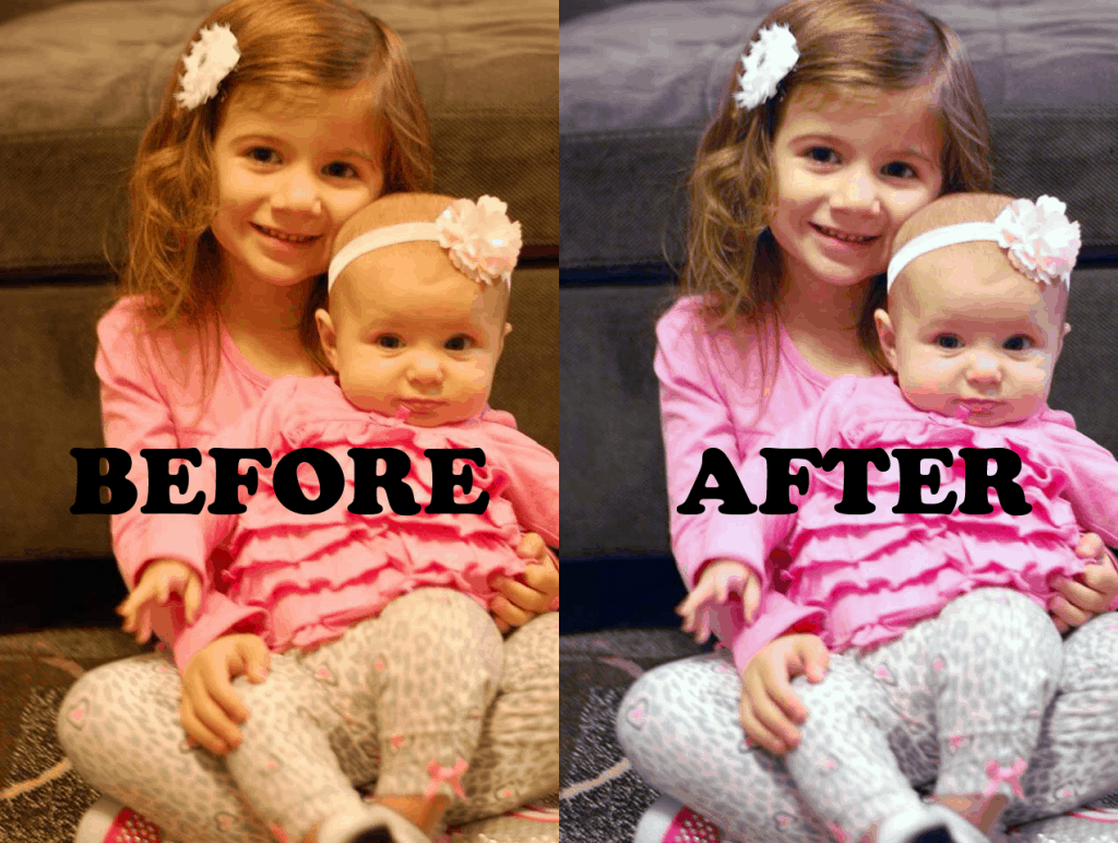 KROME-Before-and-After