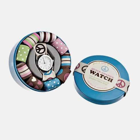 cupcake ribbon watch