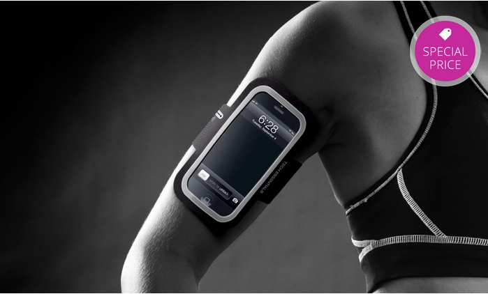 merkury innovations motion armband for iphone