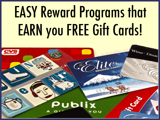 Reward Programs