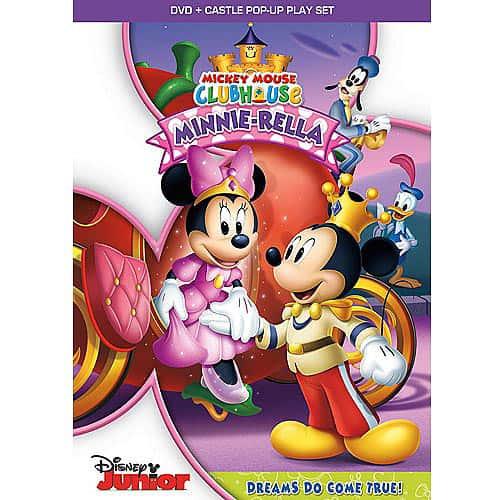 Minnie-rella_DVD