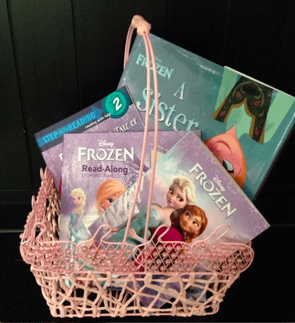 Disney's Frozen Books