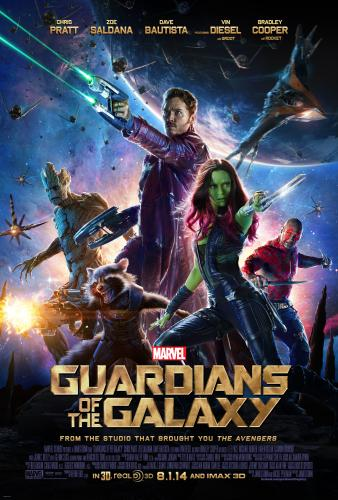 Guardian's of the Galaxy LIVE Chat with cast! #GuardiansOfTheGalaxy