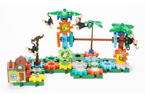 next generation kids snaps jungle set