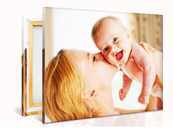 Custom Photo Canvas from Printerpix from $5–$59 (90% Off)