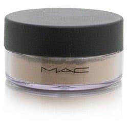 mac select sheer loose powder