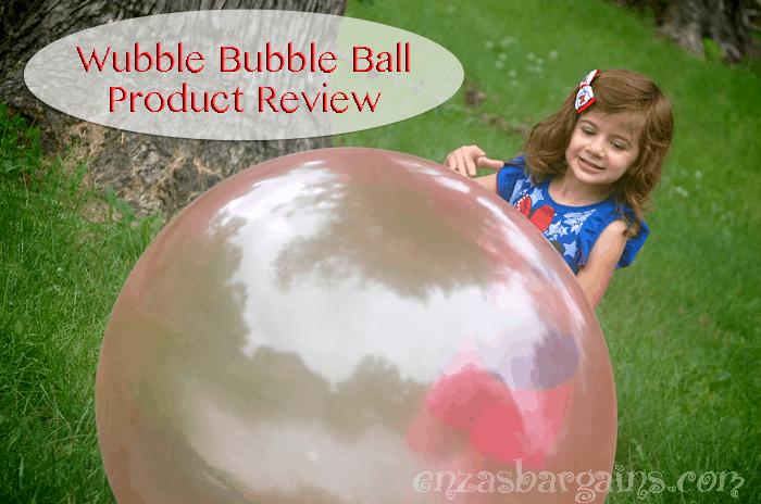 As Seen On TV Ball Wubble Bubble Ball