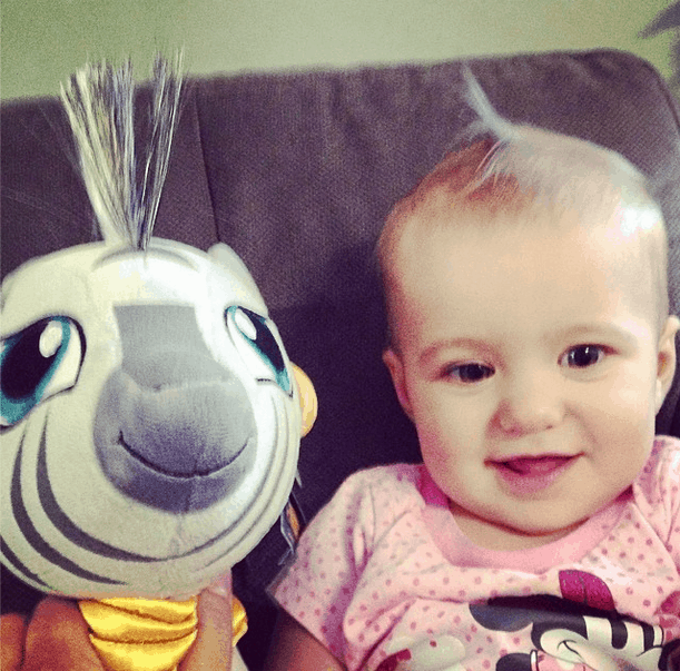 That moment you realize that your baby looks like Zecora!