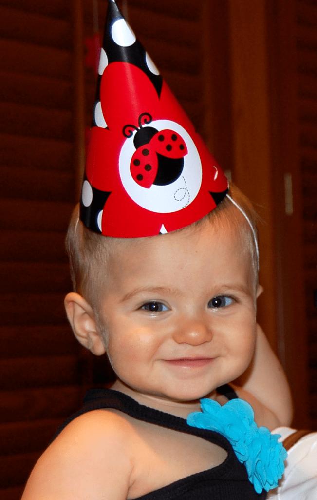 Ladybug-Party-Hat