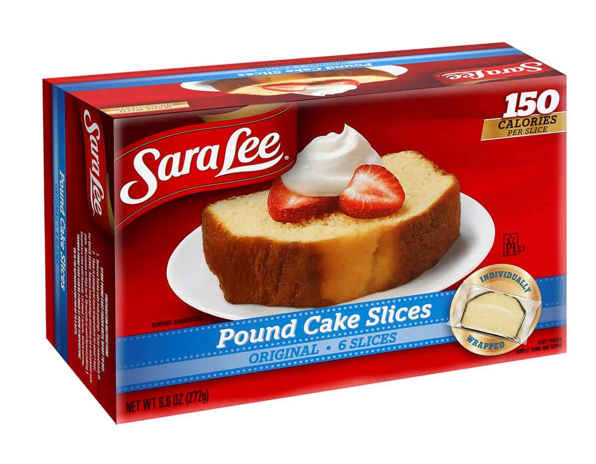 Sara Lee Cake Mix