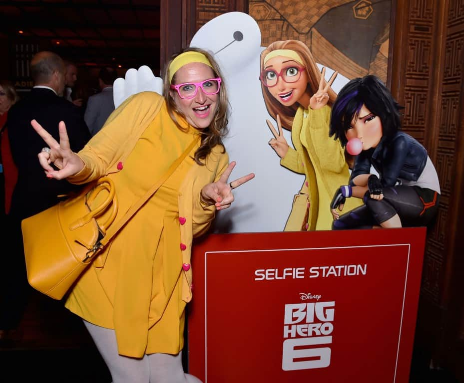 "Los Angeles Premiere Of Walt Disney Animation Studios' ""Big Hero 6"" - After Party"