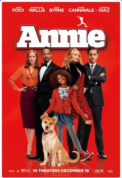 new annie movie