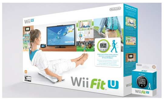Groupon Wii Fit U