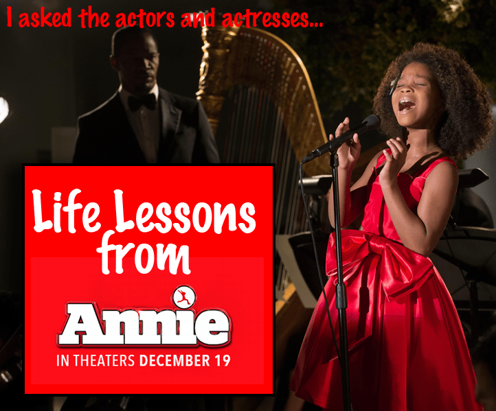 Life Lessons from Annie