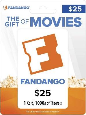 Fandango Giveaway