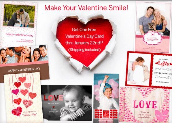 Cherishables FREE Valentine's Day Card