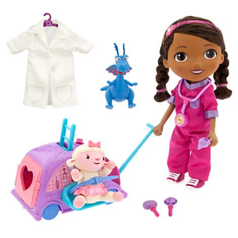 Doc McStuffins Walk n' Talk Doll and Doc Mobile Play Set ONLY $14.99 (reg. $60)