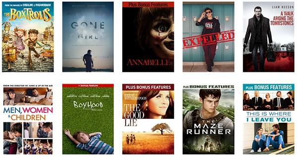 Target FREE Movie Rental Code