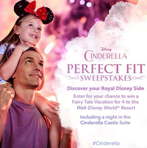 Walt Disney World® Resort Giveaway