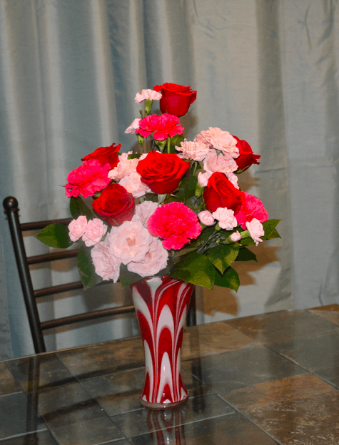 Teleflora Flowers Review - Valentine's Day & Mancave Giveaway