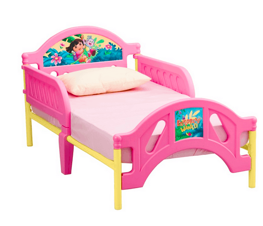 Dora Toddler Bed