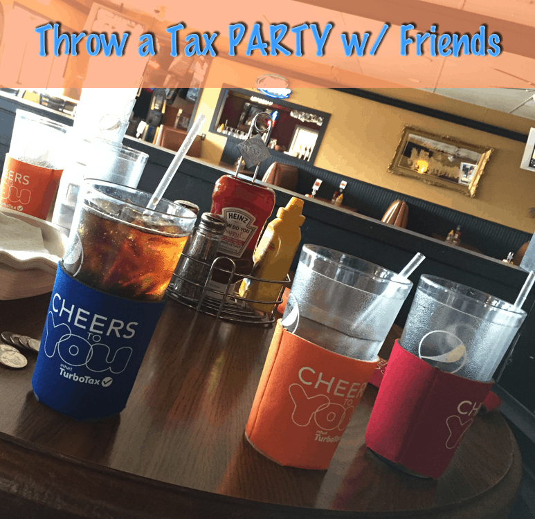 How to Save Money on Taxes - #HappyYouYear Throw-a-Tax-Party