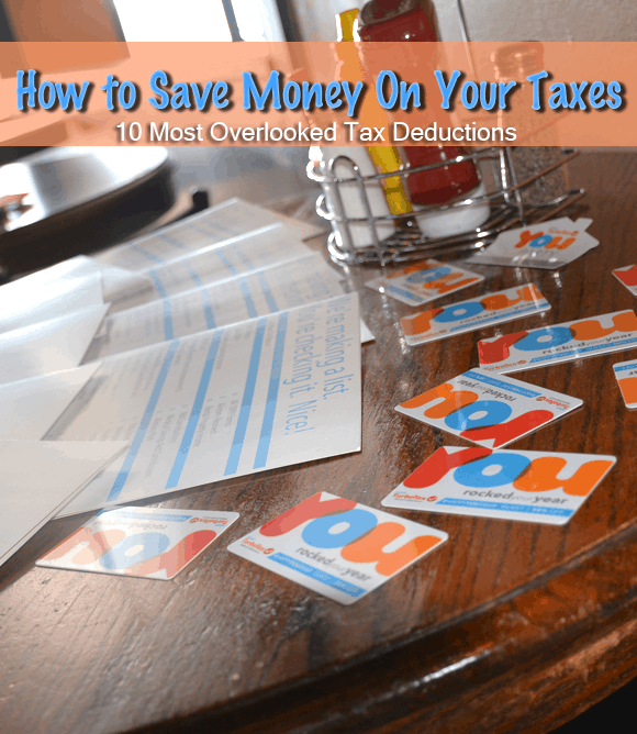 How to Save Money on Taxes - #HappyYouYear