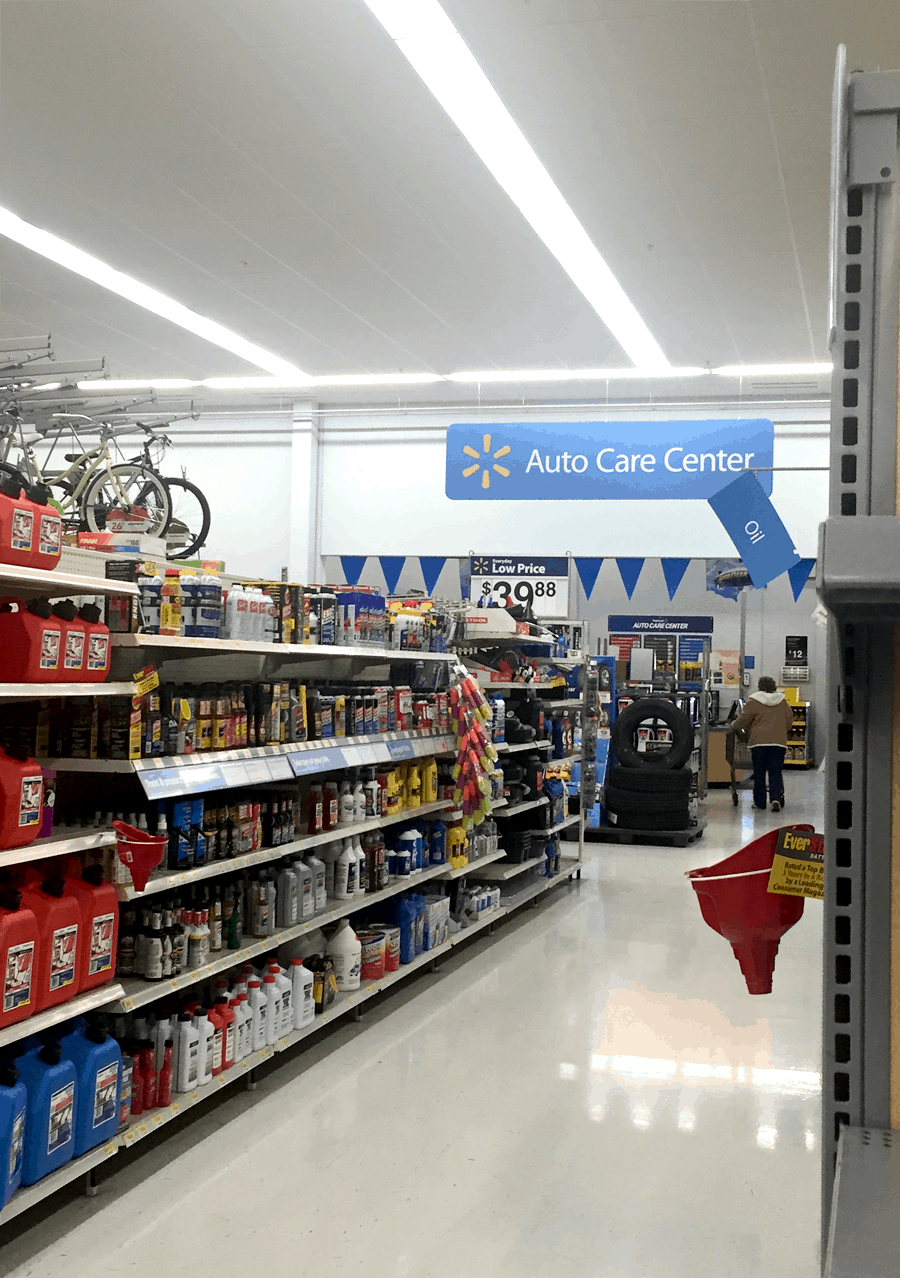 Get Your Oil Changed At Walmart – Top 10 Reasons #DropShopAndOil #CollectiveBias