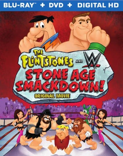 Flintstones and WWE Stone Age Smackdown