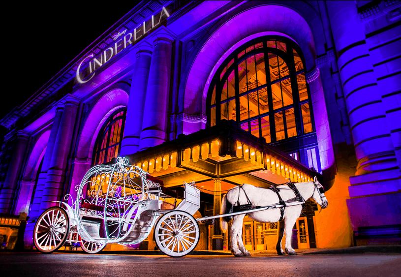 Kansas City Union Station Cinderella Transformation