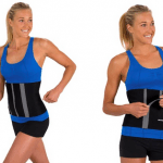 Groupon Marika Zipper Slimmer Belt at 64% Off
