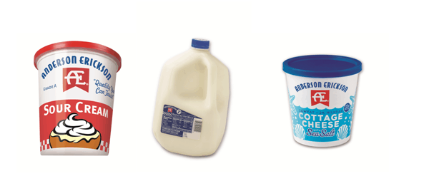 AE Dairy Milk Products