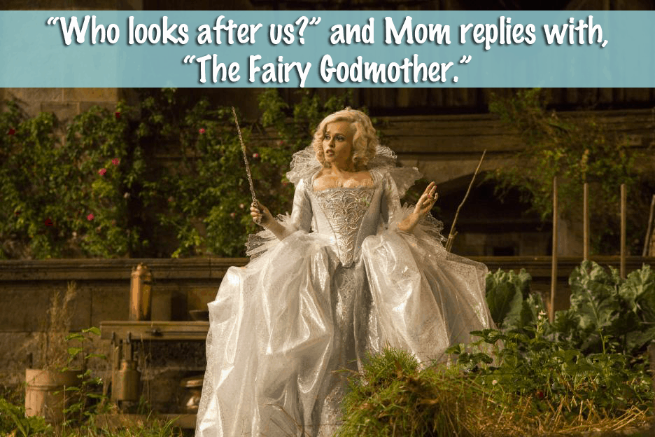 Cinderella Movie Quotes Fairy Godmother
