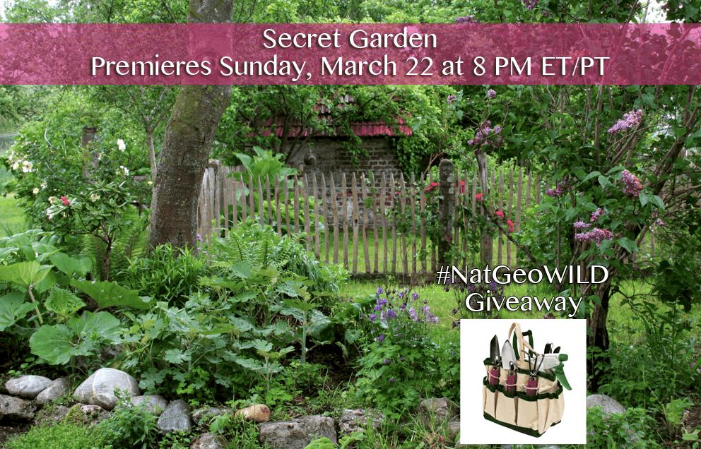 Secret Garden on Nat Geo WILD
