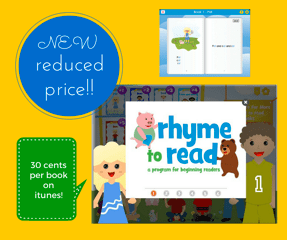 Rhyme to Read App New Price