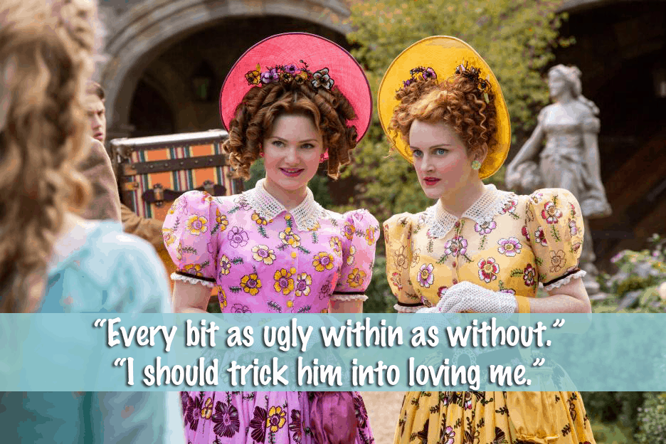 Cinderella Movie Quotes