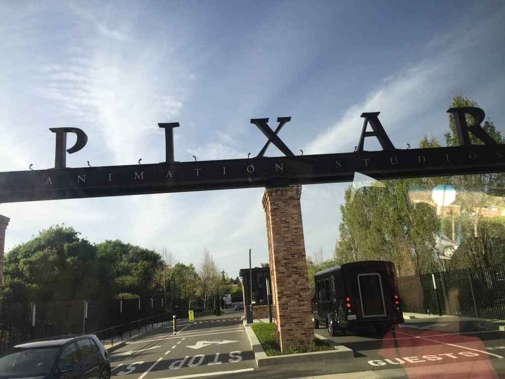 Pixar Tour Visit - 8 Things You Didn't Know About Pixar