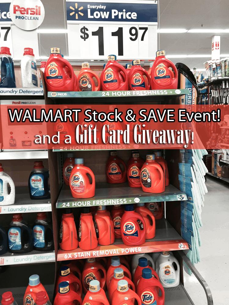 WalmartPGStockandsave