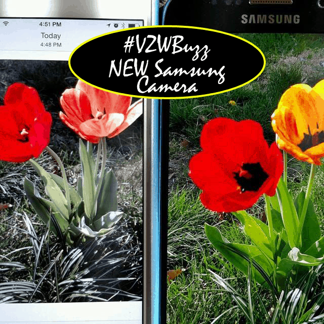 Samsung Galaxy 6 Camera compared to iPhone 6