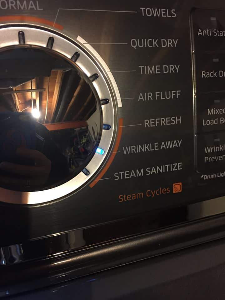 Samsung ActiveWash Washer Review & Dryer
