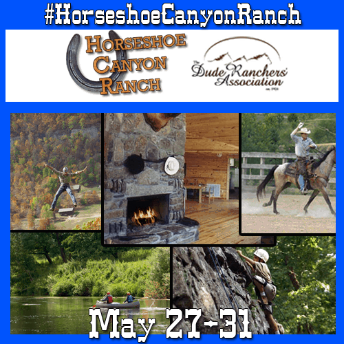Horseshoe Canyon Ranch - This city girl is going WESTERN for a few days!