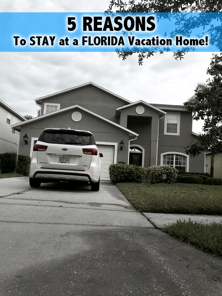 All Star Vacation Homes Review - 5 Reasons To Stay At a Vacation Home!
