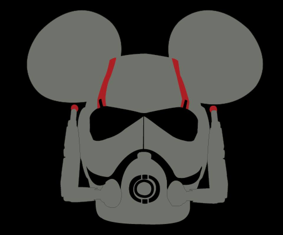 Mickey Ant-Fan! Design created by EnzasBargains.com!