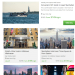 LOW Hotel RATES for New York!