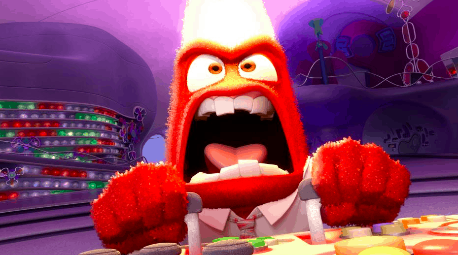 Inside Out Review - Anger Quotes