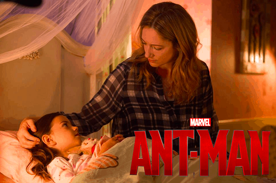Judy Greer Interview - Ant-Man Set Visit